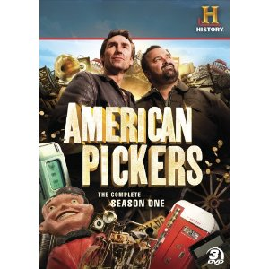 American Pickers: The Complete Season One – DVD Review