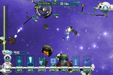 Space Station Frontier HD – iPad Game Review