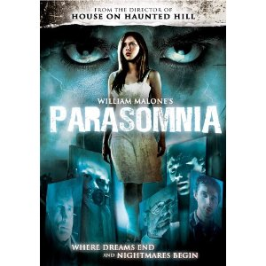 Parasomnia – DVD Review