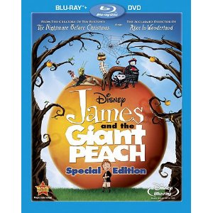 Disney's James and the Giant Peach: Special Edition – Blu-ray Review
