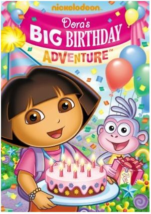 "Celebrate ""Dora the Explorer Day"" on August 14, 2010!!!!"