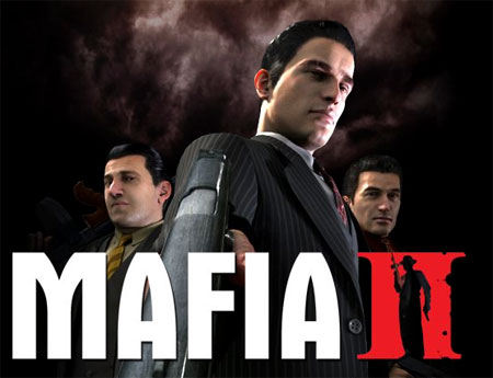 First Hour of Mafia II Played by 2K Games Live on Ustream