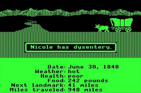 Live the Oregon Trail