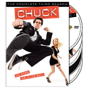 Chuck: The Complete Third Season – DVD Review