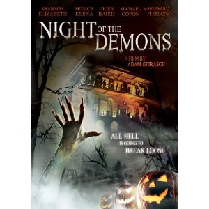 Night of the Demons – DVD Review