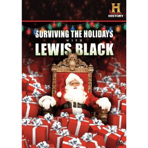 Surviving the Holidays with Lewis Black – DVD Review