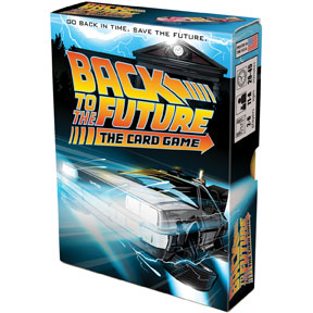 Back to the Future: The Card Game – Game Review