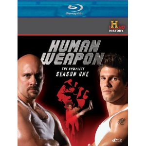 Human Weapon: The Complete Season One – Blu-ray Review