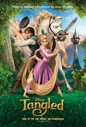 Tangled Bluray Review