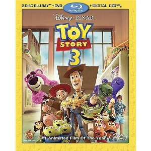 Toy Story 3 – Blu-ray Combo Pack Review