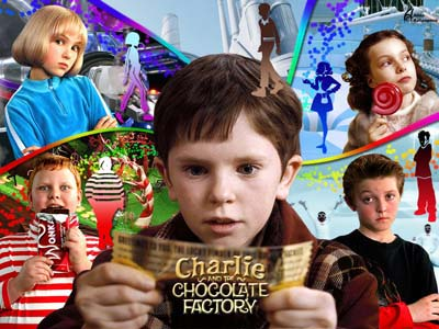 Charlie and The Chocolate Factory iTunes Giveaway