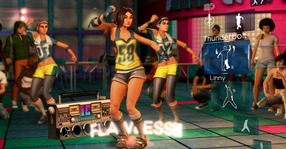 Dance Central Review