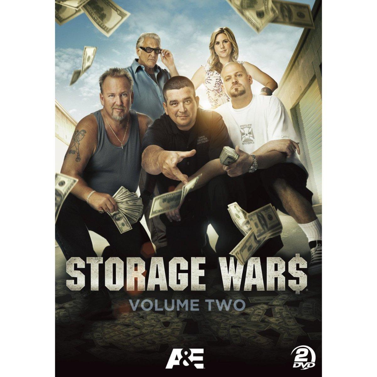 Storage Wars: Volume Two – DVD Review