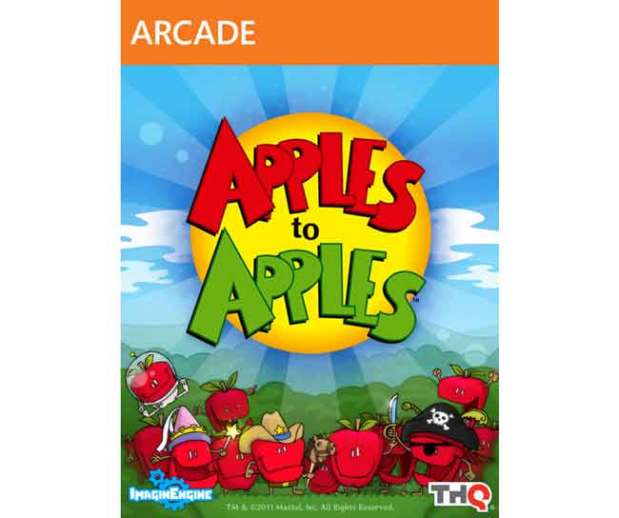 Apples to Apples Xbox Live Arcade Game Giveaway