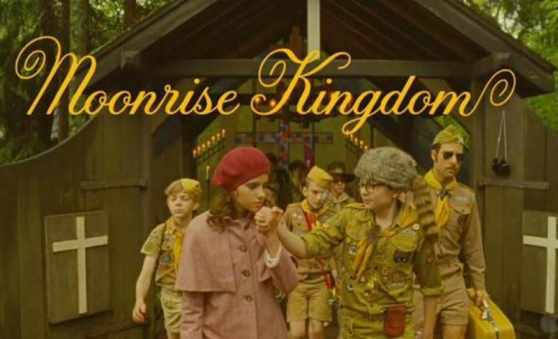 Wes Anderson's 'Moonrise Kingdom' Trailer Launches!