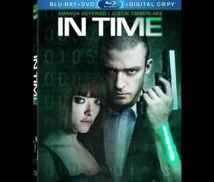 In Time Bluray