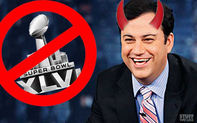 Jimmy Kimmel Super Bowl