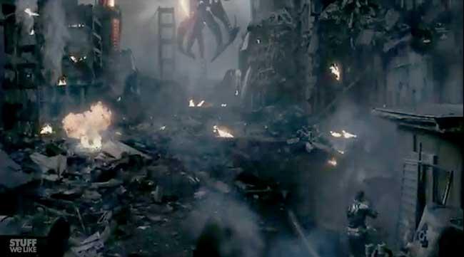 Mass Effect 3 Live Action Trailer