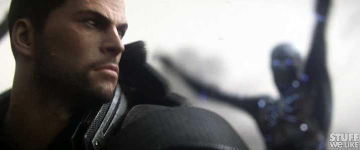 Mass Effect 3 Take Back Earth
