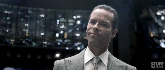 Peter Weyland Prometheus