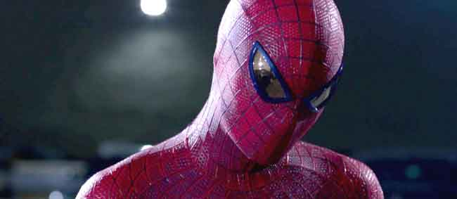 The Amazing Spiderman Trailer 2