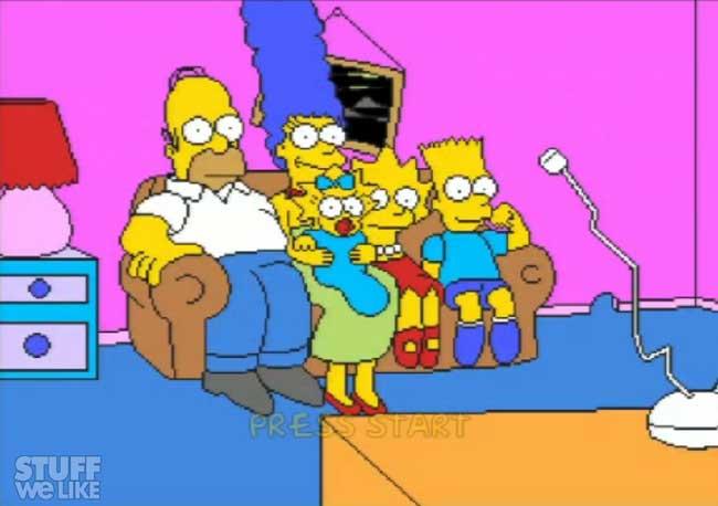 The Simpsons Arcade Xbox 360