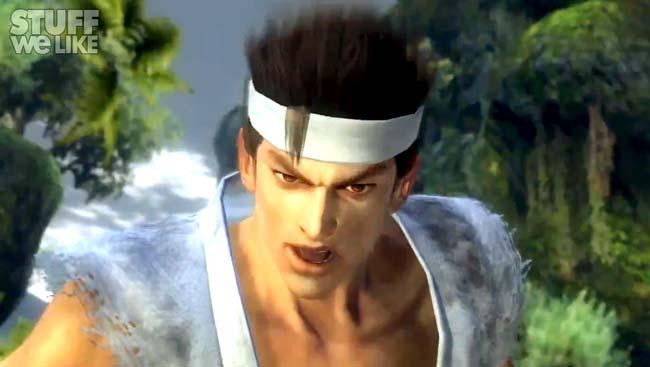 Akira Yuki in Dead or Alive 5