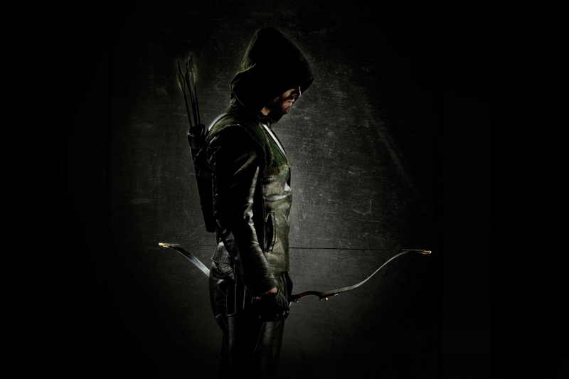 First image of CW's new Green 'Arrow'