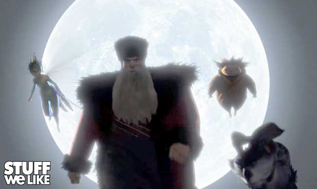 Rise of the Guardians Trailer