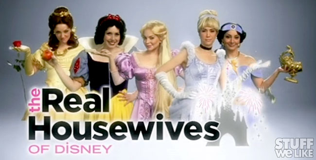 The Real Housewives of Disney