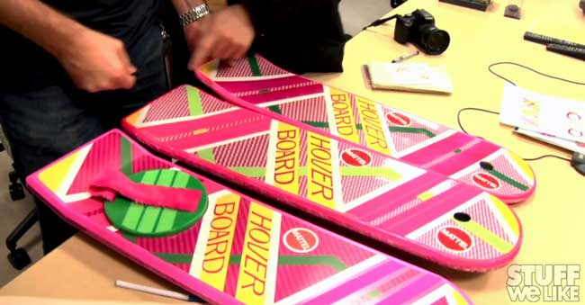 Back to the Future Mattel Hoverboard