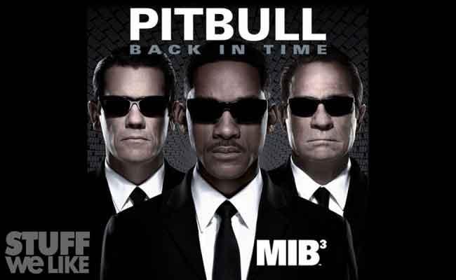 Men In Black 3 Theme Song Sucks