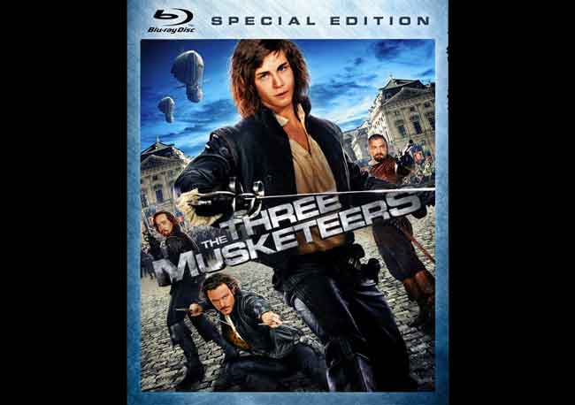 The Three Musketeers Bluray Review