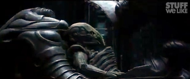 Prometheus WonderCon Trailer