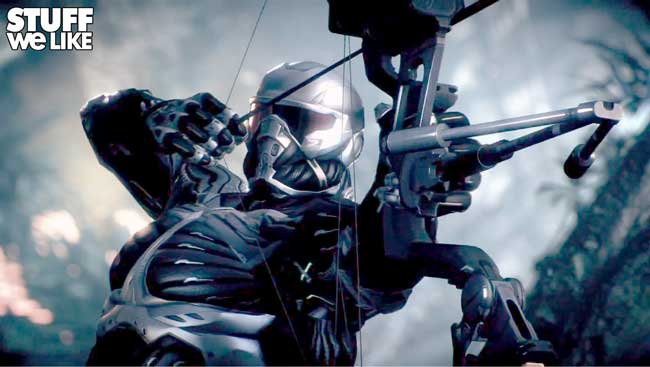 Crysis 3 teaser