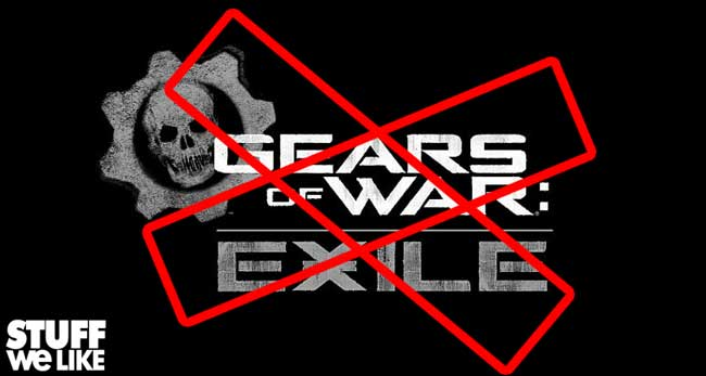 Gears of War Exile canceled