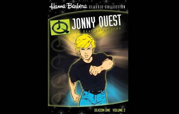 The Real Adventures of Jonny Quest – DVD Review (Season 1 Vol. 2)