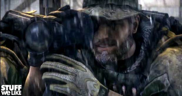 Medal of Honor Warfighter gameplay trailer
