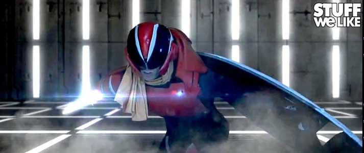 Mega Man X fan video