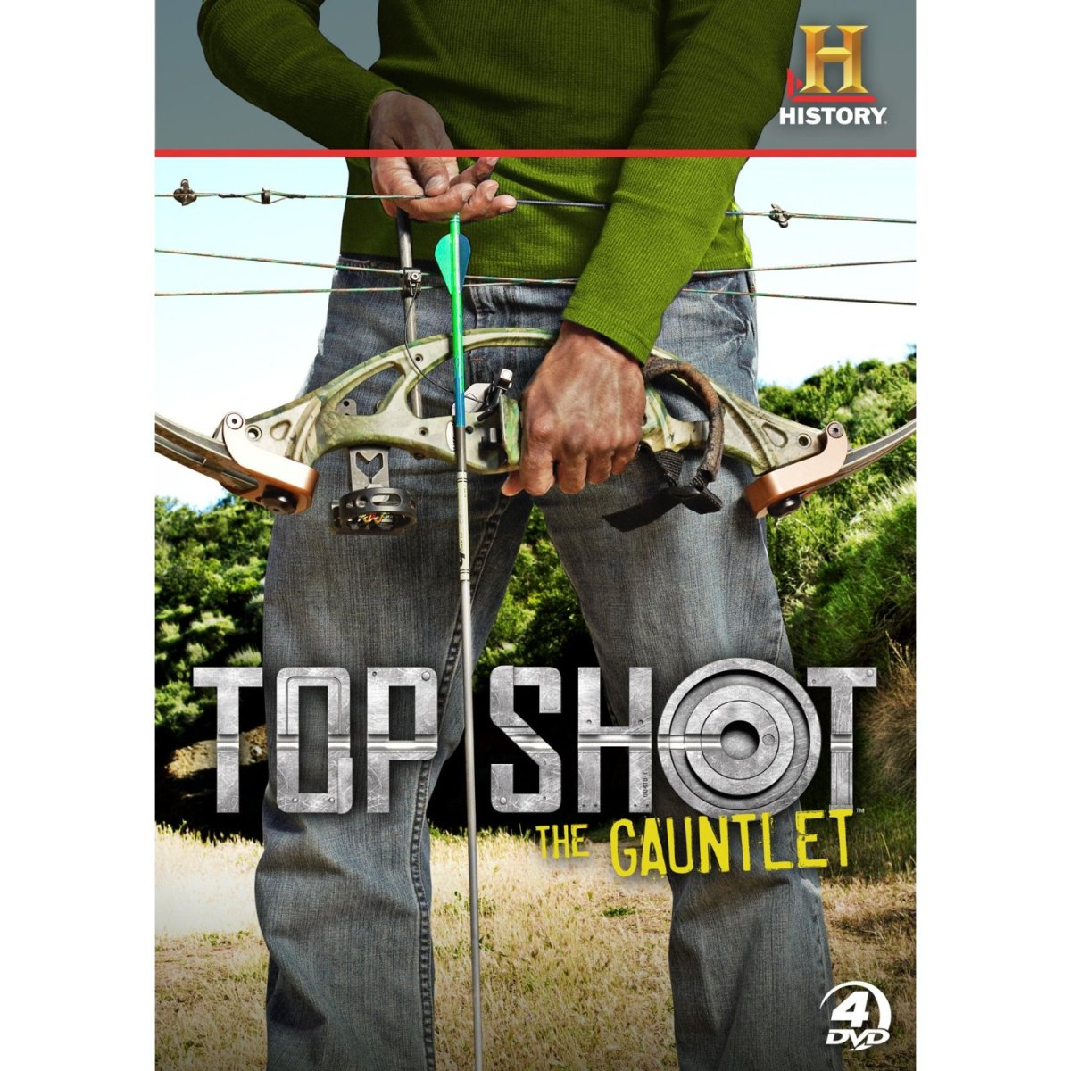Top Shot: The Gauntlet – DVD Review