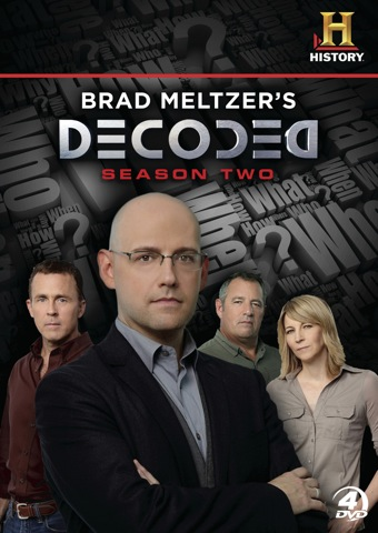 Brad Meltzer's Decoded: Season Two – DVD Review