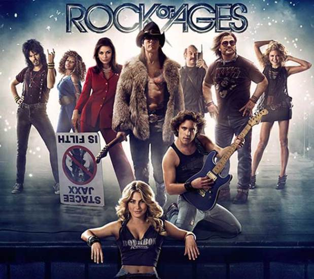 Rock of Ages Premiere LIVE