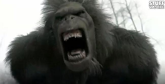 Syfy Bigfoot