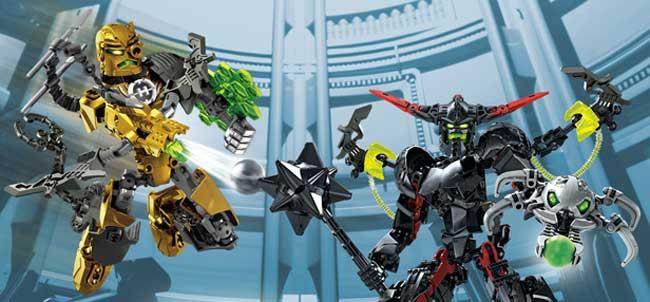 Sponsored Video: LEGO Hero Factory