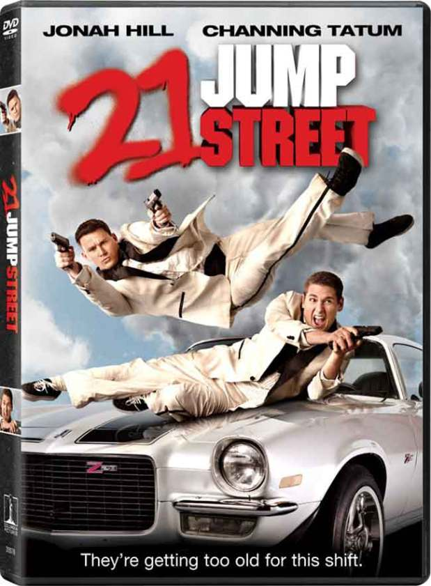21 Jump Street DVD Review