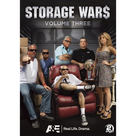 Storage Wars: Volume Three – DVD Review
