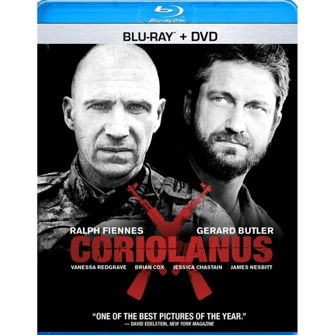 Coriolanus – Blu-ray Review