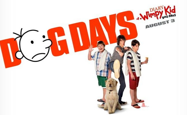 Diary of a Wimpy Kid: Dog Days – Movie Review