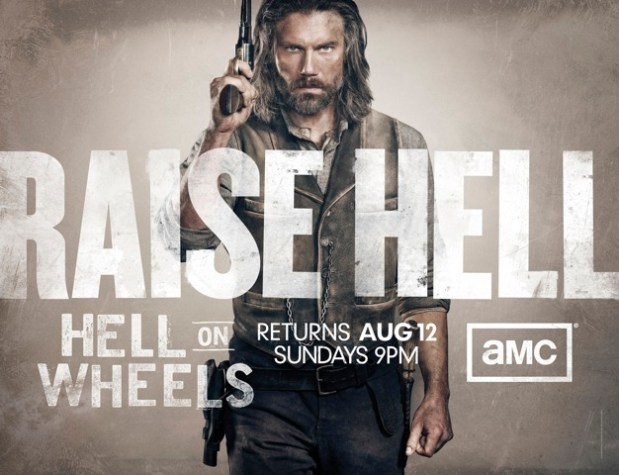 Hell on Wheels – Season Two Premiere Review