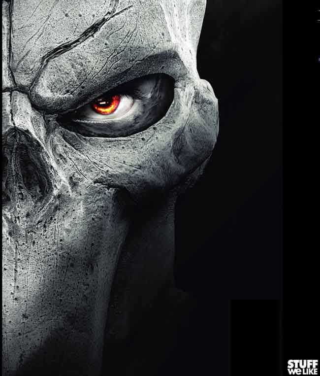 Darksiders 2 Dark Horse